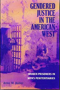 Gendered Justice in the American West - Cover