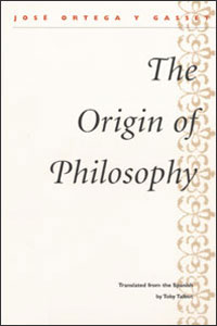 The Origin of Philosophy - Cover