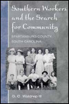 link to catalog page, Southern Workers & Search for Community