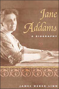 Cover for LINN: Jane Addams: A Biography