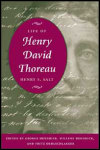 link to catalog page, Life of Henry David Thoreau