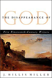 The Disappearance of God - Cover