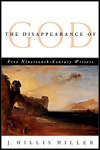 link to catalog page, The Disappearance of God