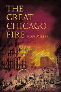 Cover for MILLER: The Great Chicago Fire