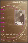 link to catalog page, Gender and the Musical Canon