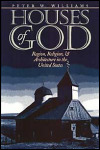 link to catalog page WILLIAMS, Houses of God