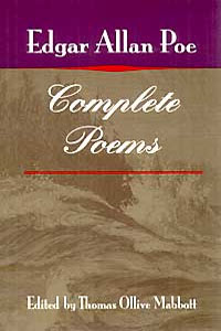 Cover for POE: Complete Poems