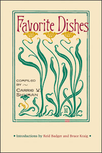 Favorite Dishes - Cover
