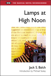 Cover for BALCH: Lamps at High Noon