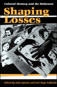 Shaping Losses - Cover