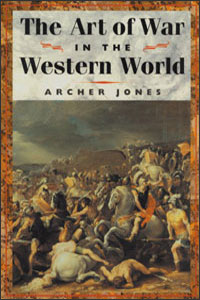 Cover for JONES: The Art of War in the Western World