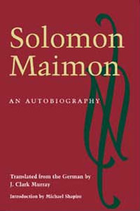 Cover for MAIMON: An Autobiography