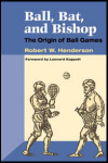 link to catalog page HENDERSON, Ball, Bat and Bishop