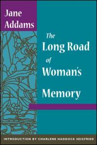 The Long Road of Woman's Memory - Cover
