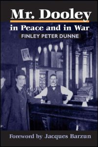 Mr. Dooley in Peace and in War - Cover