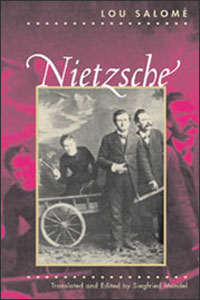 Cover for SALOM�: Nietzsche