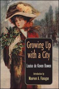Cover for BOWEN: Growing Up with a City. Click for larger image