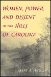 link to catalog page ANGLIN, Women, Power, and Dissent in the Hills of Carolina
