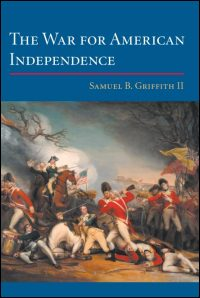 The War for American Independence - Cover
