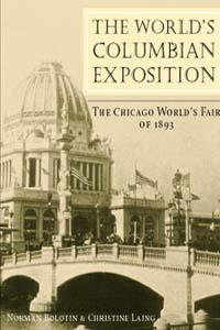 Cover for BOLOTIN: The World's Columbian Exposition: The Chicago World's Fair of 1893
