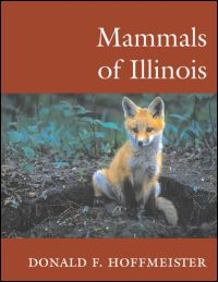 Mammals of Illinois - Cover