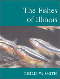 Cover for SMITH: The Fishes of Illinois. Click for larger image