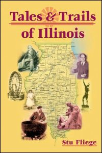 Cover for FLIEGE: Tales and Trails of Illinois. Click for larger image