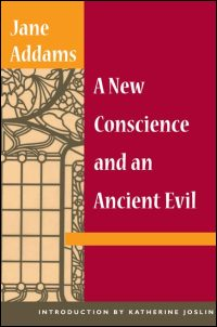 Cover for ADDAMS: A New Conscience and an Ancient Evil. Click for larger image