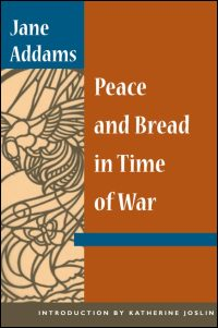 Peace and Bread in Time of War - Cover