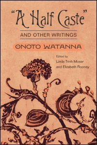 Cover for WATANNA: A Half Caste and Other Writings. Click for larger image