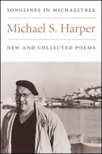 Cover for HARPER: Songlines in Michaeltree: New and Collected Poems. Click for larger image