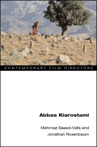 Cover for SAEED-VAFA: Abbas Kiarostami. Click for larger image