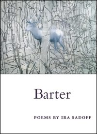 Cover for SADOFF: Barter: Poems. Click for larger image