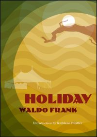 Cover for FRANK: Holiday. Click for larger image