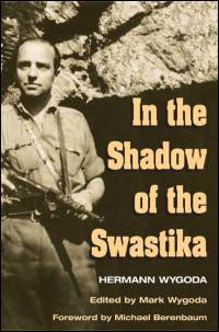 In the Shadow of the Swastika - Cover