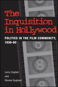 The Inquisition in Hollywood - Cover