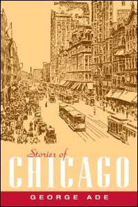 Cover for ADE: Stories of Chicago. Click for larger image