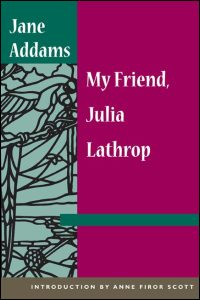 My Friend, Julia Lathrop - Cover