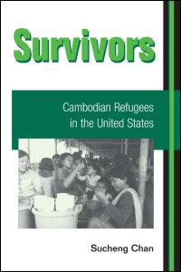 Cover for CHAN: Survivors: Cambodian Refugees in the United States. Click for larger image