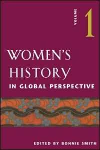 Women's History in Global Perspective, Volume 1 - Cover