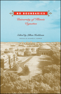 Cover for HODDESON: No Boundaries: University of Illinois Vignettes. Click for larger image