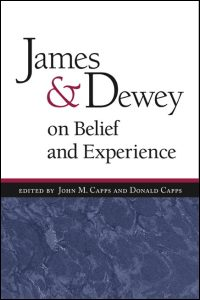 James and Dewey on Belief and Experience - Cover