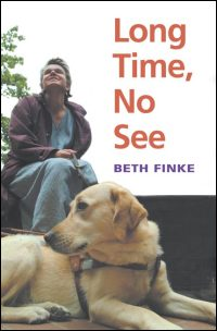 Cover for FINKE: Long Time, No See. Click for larger image