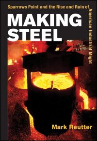 Making Steel - Cover