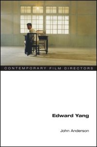 Cover for ANDERSON: Edward Yang. Click for larger image