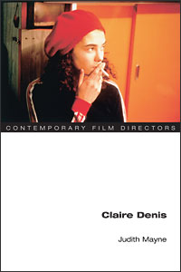 Cover for MAYNE: Claire Denis. Click for larger image