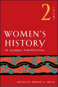 Women's History in Global Perspective, Volume 2 - Cover
