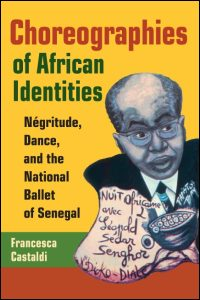 Choreographies of African Identities - Cover