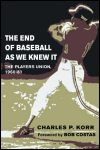 link to catalog page, The End of Baseball As We Knew It