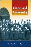 link to catalog page AHLQUIST, Chorus and Community